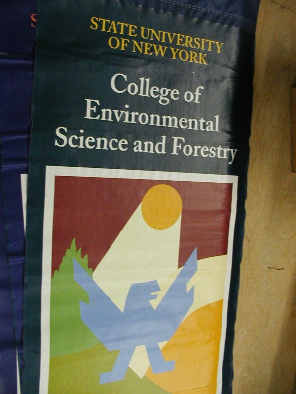 Digital Banner, Custom Banner :: Environmental Science and Forestry SU Banner :: Syracuse, NY