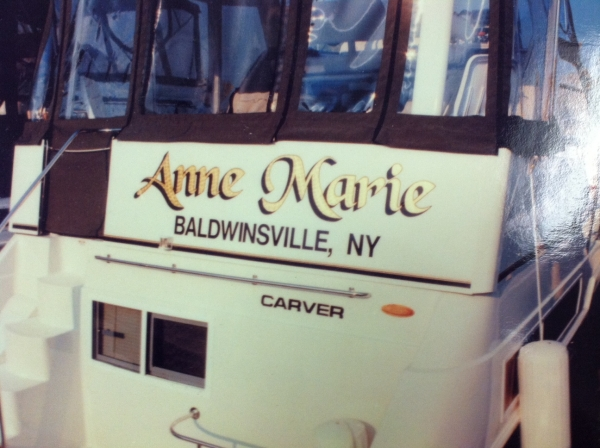 Boat Graphics, Boat Decal :: Boat vinyl decal graphics :: Baldwinsville, NY