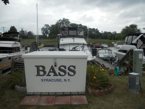 Docking Station Graphics, Boat Graphics :: Boat name signs :: Syracuse, NY