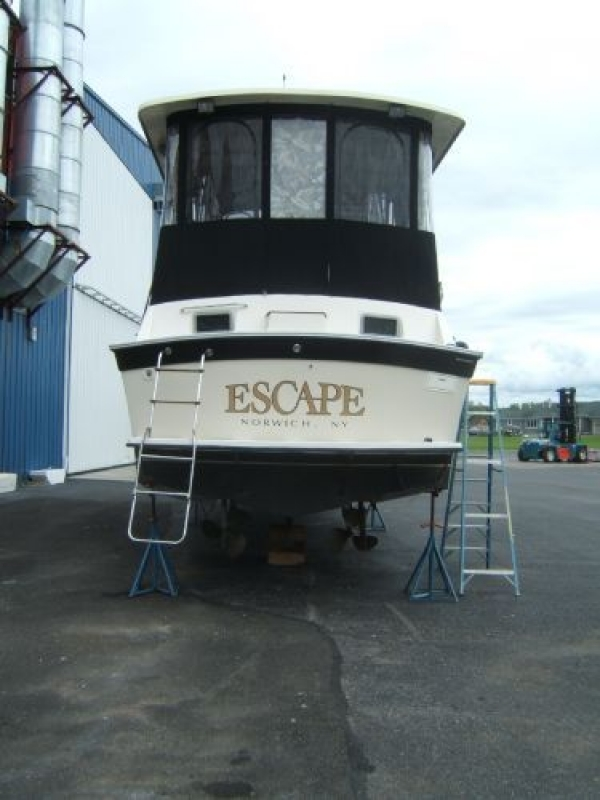 Boat Graphics, Boat Decal :: Digital boat graphics, boat signs, boat signage :: Norwich, NY