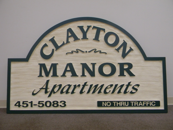 Carved Signs, Sandblasted Signs, Painted Signs :: custom signs, hand made signs, professional signage :: Liverpool, NY