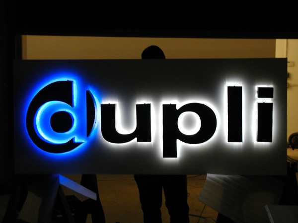 LED illuminated signs, eco signs, energy efficient signs » Charles