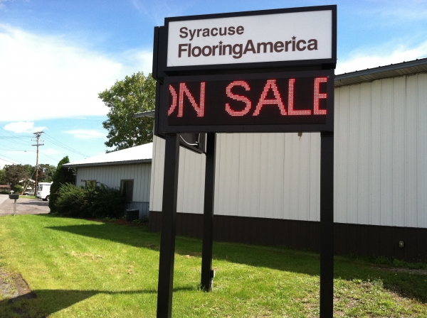 Sign portfolio and signage examples » Charles Signs Inc