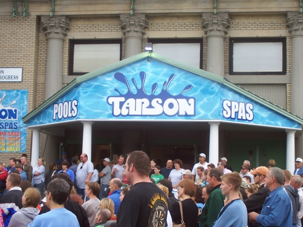 Tarson Pool Spas ::  :: Fairgrounds in Syracuse, NY