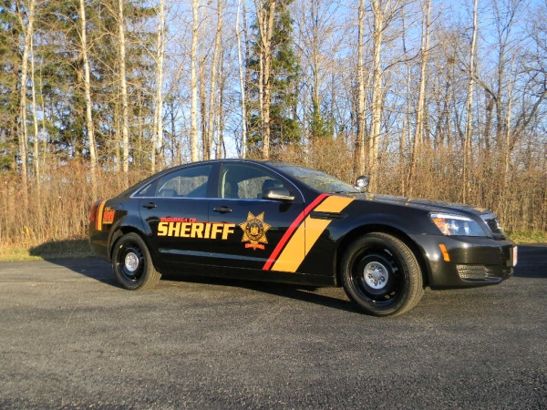 police graphics, fleet graphics, vehicle graphics, police signs :: Onondaga County Sheriff Department :: Syracuse, NY