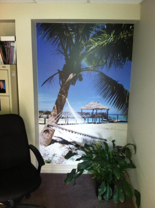 Custom Wall Graphics :: For your Office or Home ::