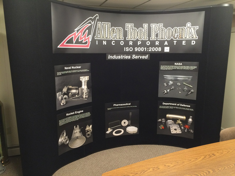 Trade Show Displays :: Business signs, trade show signs, digital print signage :: East Syracuse. New York