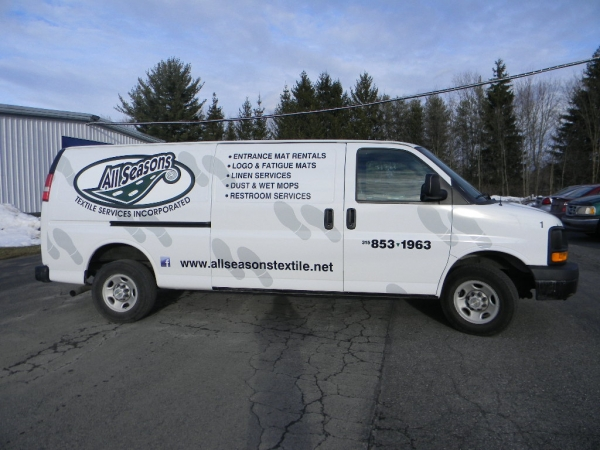 Business Decals For Vans